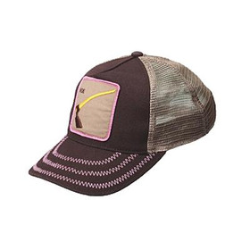 """Peter Grimm - """"Hoe"""" Stitched Graphic Snapback"""