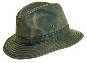 Dorfman Pacific - Weathered Cotton Safari Hat