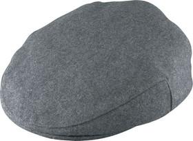 Henschel - Grey 5 Point Ivy Cap