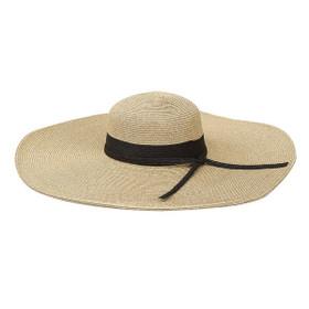 "Jeanne Simmons - 7"" Brim Sun Hat"