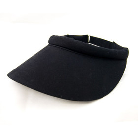 No Headache - Black Club Visor Hat