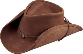 Henschel - Leather Weekend Walker Hat