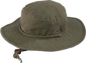 Henschel - Washed Boonie Hat Olive