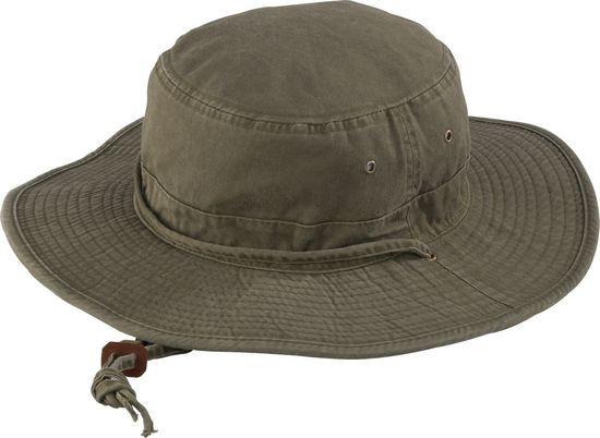 Henschel - Washed Boonie Hat Olive
