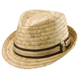 Tommy Bahama - Burl Braid Fedora Hat