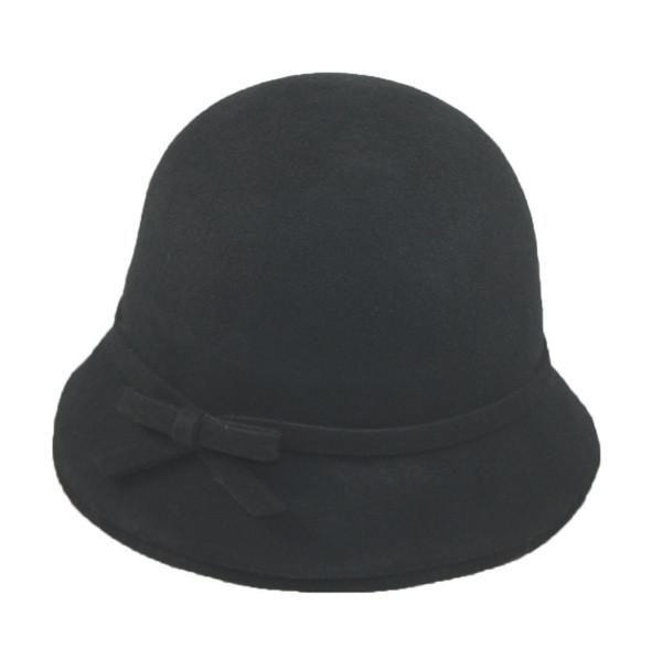 898a9e835bf97 ... cheapest jeanne simmons black wool felt bucket hat 86f34 3f578