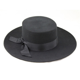 "Jeanne Simmons - Bolero 4"" Brim Hat"