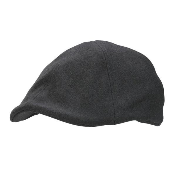 TLS Stefeno - Black Wednesday Wool Duckbill Cap