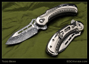 Begg - Fieldmarshall Flipper - Damascus