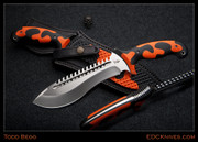 Begg - Clan Bolo Supreme - Orange G10