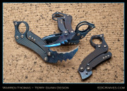 Warren Thomas - Karambit-Song - Gen II