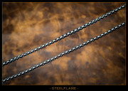 Steel Flame - Necklace - KillBox 5mm