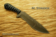Mick Strider Custom - Modified Ajax - CB Damascus Kukri