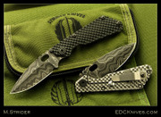Mick Strider Custom - SnG - GG - Dagger