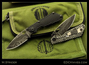 Mick Strider Custom - SnG - GG - Black