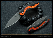 Begg - Civilian M.I.G. - Black/Orange G10