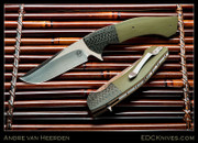Andre van Heerden - Model 16 - IKBS Flipper Bolstered
