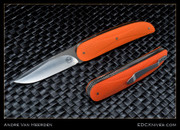 Andre van Heerden - Model 25 - Orange G10