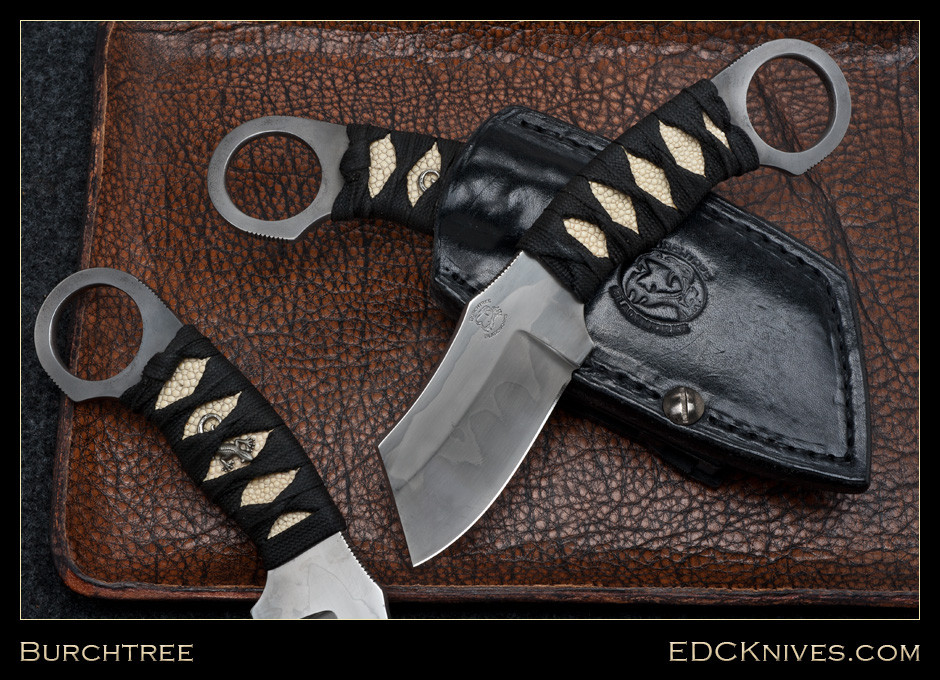 Burchtree knives