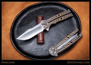 Marlowe - Mongoose Balisong - One Off