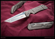 Manaro - Stingray, Tanto, Texture-Tech