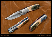 Marlowe Bulldog Damasteel