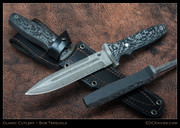 Olamic Cutlery, Terzuola M30 Battle Guard
