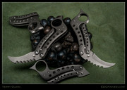 Terry Guinn - Karambit-Song, Skeleton