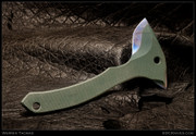 Warren Thomas - Hawk - Green G10