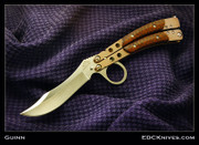 Terry Guinn - Ring Fighter Variant - Scimitar w/Snakewood