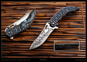 Korth - Reptile, Carved Blade