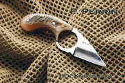 Perrin Small LaGriffe - Deluxe - Sheep Horn