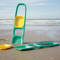 QUUT Scoppi Sand and Snow Spade - Lagoon Green