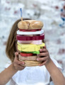 ICONIC TOY STACKING - BURGER