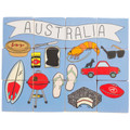 ICONIC TOY STACKING BLOCKS - AUSTRALIA