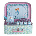 Tiger Tribe Vintage Tin Tea Set - Mermaid