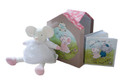 GIFT BOX - Meiya the Mouse Rubber Toy and Book
