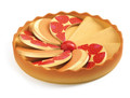 Djeco Apple Pie Wooden Role Play Set
