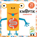 Djeco 'Kinoptik' Animonster Construction Set