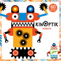 Djeco 'Kinoptik' Robots Construction Set