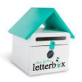 Dear Little Letterbox - Aqua
