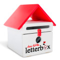 Dear Little Letterbox - Red