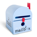 Dear Little Mailbox - Blue