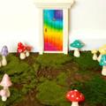 Lil Fairy Mossy Mat
