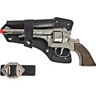 Doc Holliday Diecast Replica Revolver Cap Gun Set