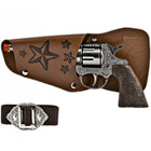 Billy the Kid Diecast Replica Revolver Cap Gun Set