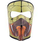 """Neoprene """"Cobra"""" Full Facemask - Front"""