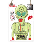 Colossal Paper Shooting Target - Zombie Alien