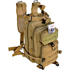 Three Day Tactical Assault Pack - Coyote