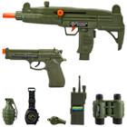 Special Forces Combat Set with Pistol